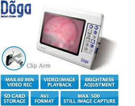 RFSYSTEMLab wireless medical monitor - Doga Doctor Station