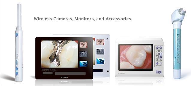 RFSYSTEMLab - Wireless Intraoral / medical cameras & Monitor systems